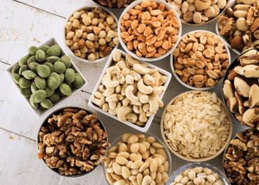 Орехи каждый день — умножаем вкус на пользу!